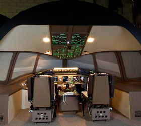 About the SkyartJAPAN Boeing B777-300ER Flight Simulator | Sky Art JAPAN