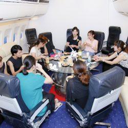 フライトシミュレーター操縦体験に新コース【貸切パーティープラン】が登場