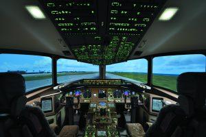 About the SkyartJAPAN Boeing B777-300ER Flight Simulator | Sky Art JAPAN