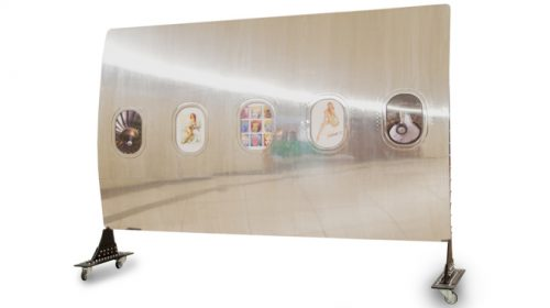 飛行機部品デザイン家具