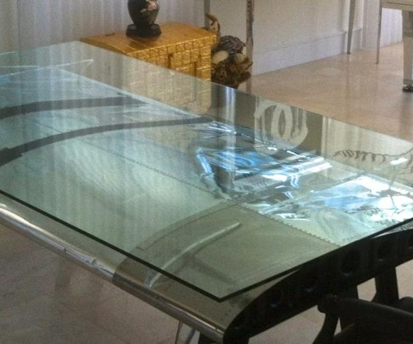 c130 inner flap conference table