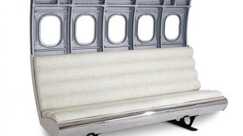 飛行機 機内部品インテリア