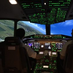 本格パイロット訓練コース ✈