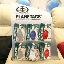 当店人気商品 ✈ Plane Tag / プレーンタグ