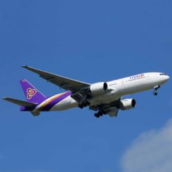 Boeing777タイ航空の新たなキーホルダーを入荷!!
