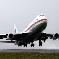 Boeing747-400 旧政府専用機のパーツ販売予告!!