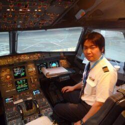 パイロットの体調管理について